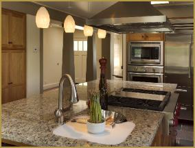 contemporary|family|kitchen|  m  with|largeworkislandasgatheringspace